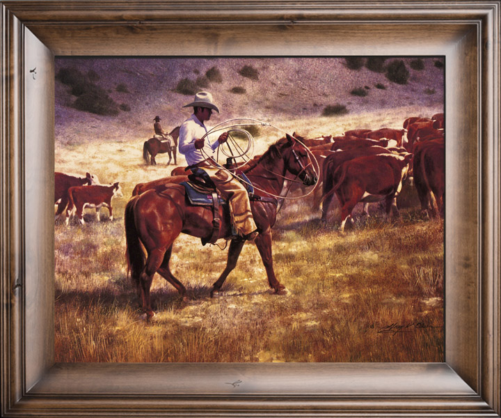 Cattle Drive