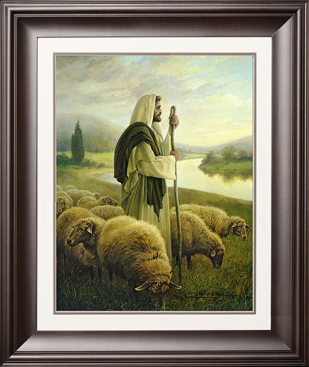 The Good Shepherd – 15×19 Limited Edition Paper (2500 S/N)