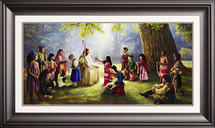 Children of the World – 14×29 Limited Edition Paper (2500 S/N)