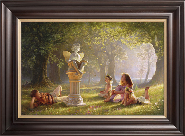 Fairy Tales – 24×36 Limited Edition Canvas (250 S/N)