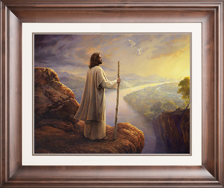 Hope on the Horizon – 18×24 Limited Edition Paper (950 S/N)