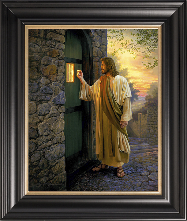 Let Him In – 15×20 Limited Edition Canvas (350 S/N)