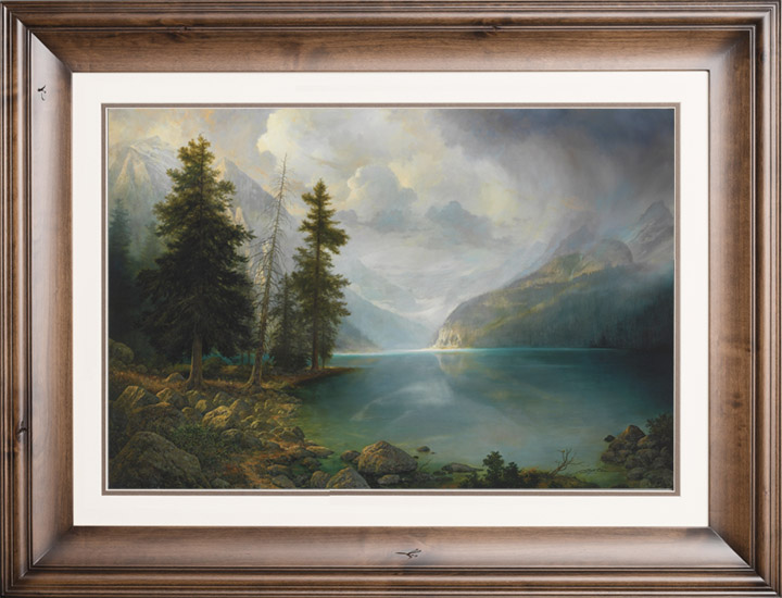 Mountain Grandeur – 20×30 Limited Edition Paper (950 S/N)