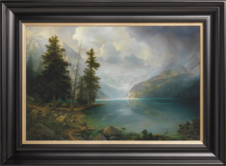 Mountain Grandeur – 24×36 Limited Edition Canvas (450 S/N)