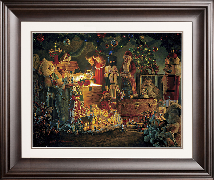 Reason for the Season – 14×19 Limited Edition Paper (2500 S/N) Framed