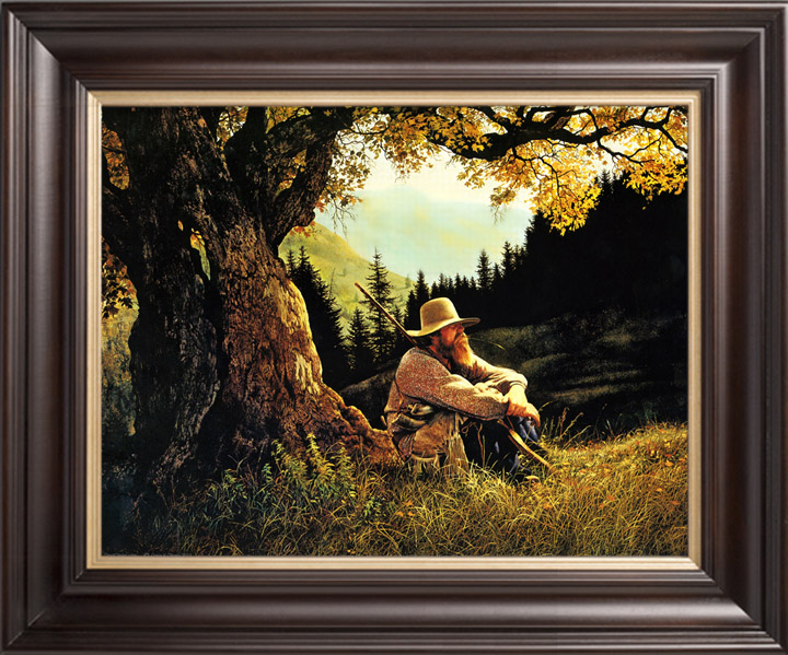 The Thinking Tree – 21×26 Limited Edition Canvas (550 S/N) Framed