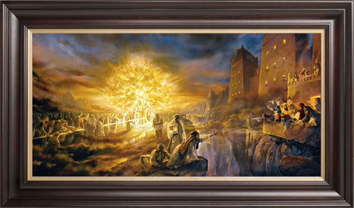 The Tree of Life – 18×36 Limited Edition Canvas (750 S/N)