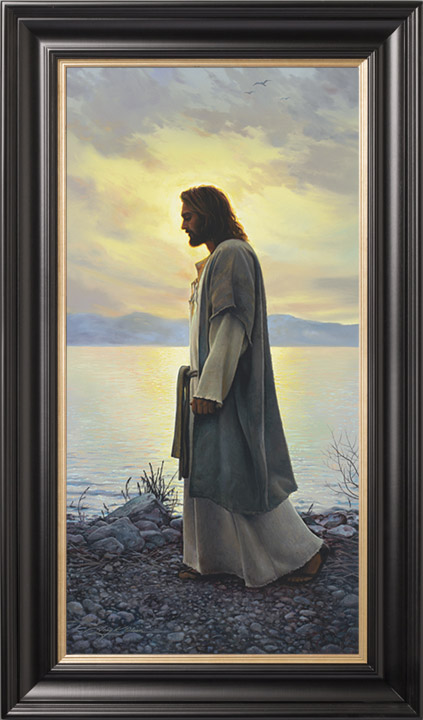 Walk With Me – 14×28 Limited Edition Canvas (950 S/N) Framed