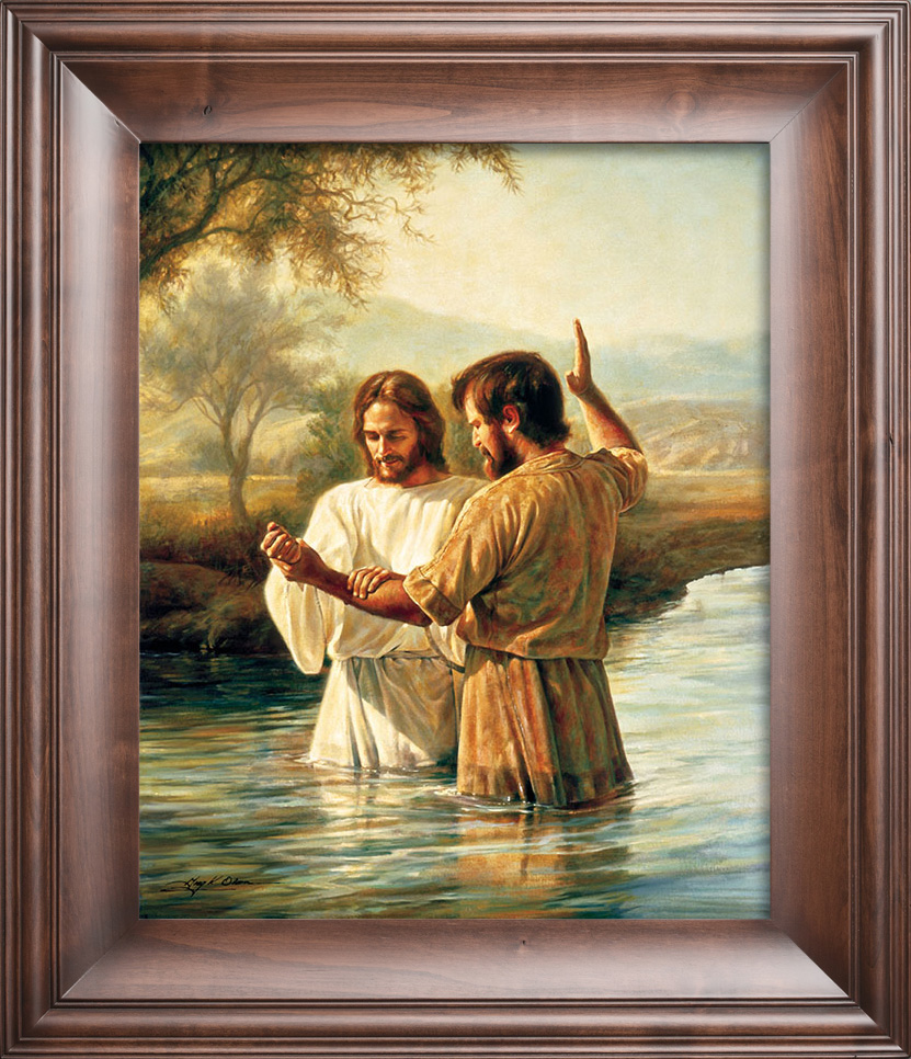 The Baptism