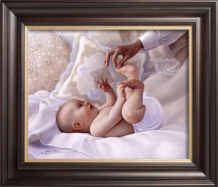 Heaven Sent – 20×25 Limited Edition Canvas (550 S/N) Framed