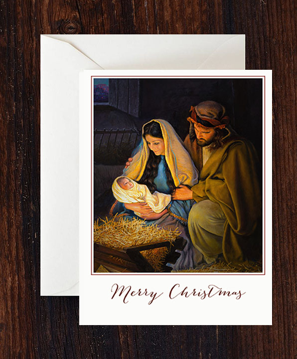 The Holy Family Greeting Cards – 10 pack