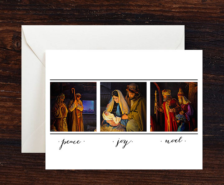 The Nativity Greeting Cards – 10 pack