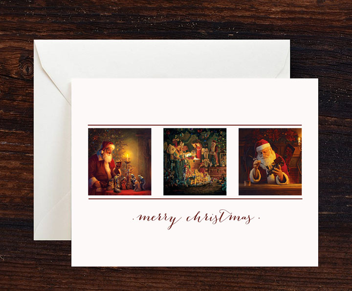 Reason for the Season Greeting Cards – 10 pack