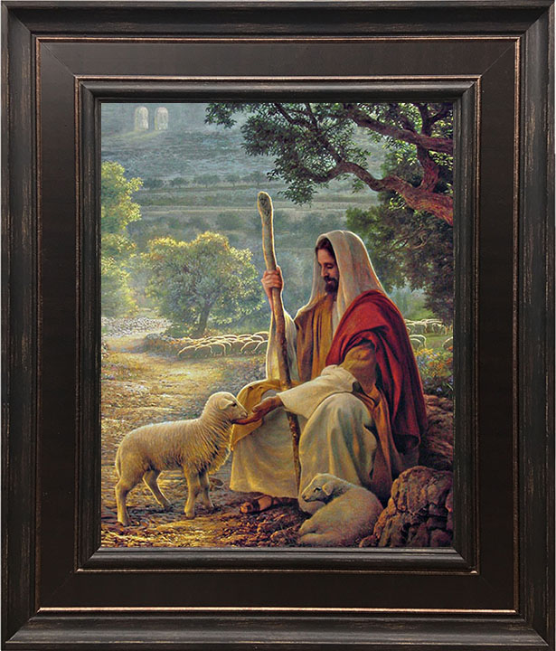 Lost No More – 22×26 Framed Art by Greg Olsen