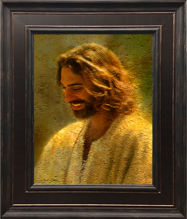 Joy of the Lord – 24×28 Framed Art by Greg Olsen