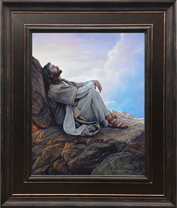 The Kingdom Within – 24×28 Framed Art by Greg Olsen