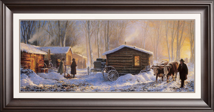 Winter Quarters – 12×32 Limited Edition Paper (2500 S/N)