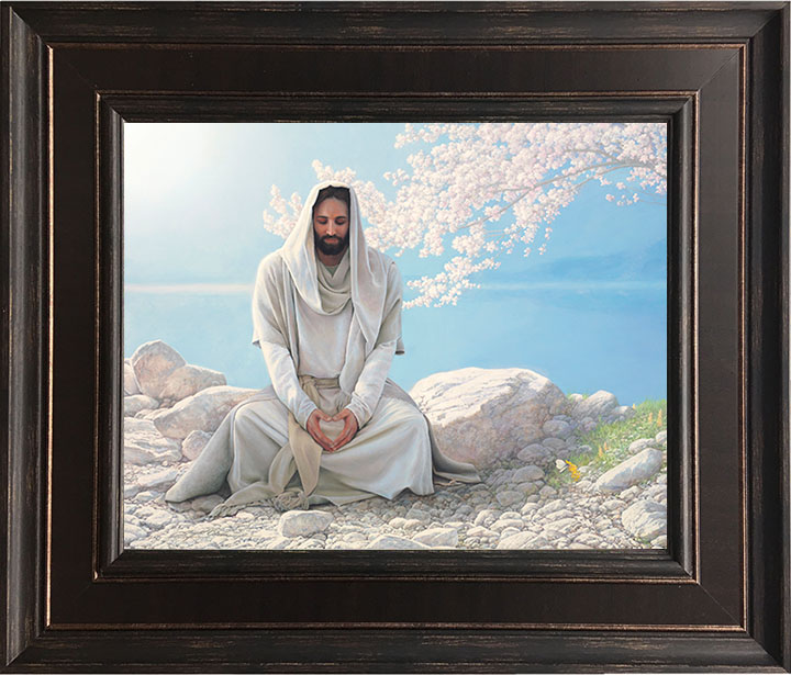 As I Have Loved You – 24×28 Framed Art by Greg Olsen